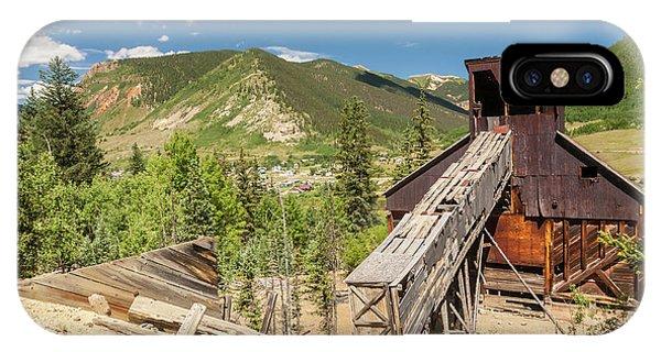 Usa, Colorado, San Juan Mountains IPhone Case