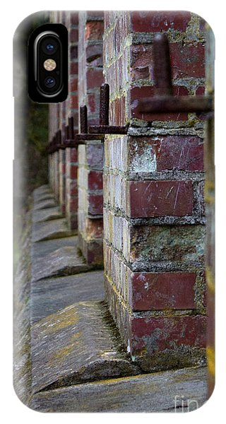 1900's Brick Wall IPhone Case