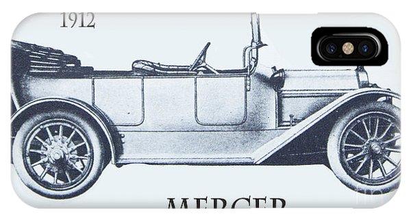 1912 Mercer IPhone Case