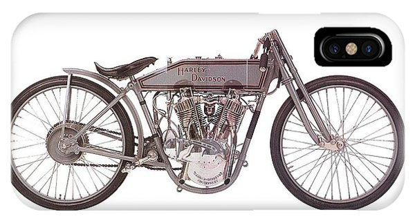 1915 Harley-davidson 11-k IPhone Case