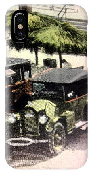 1920's Automobiles IPhone Case