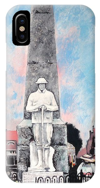 1921 War Memorial IPhone Case