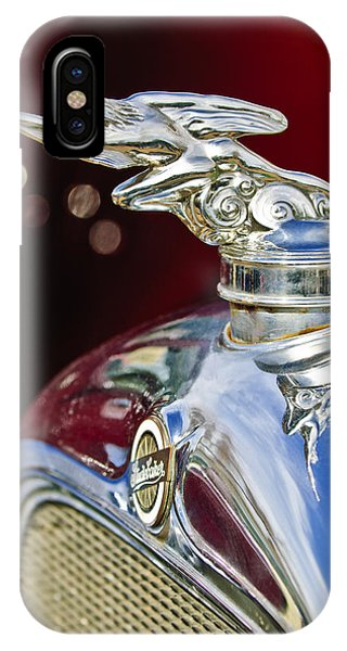 1928 Studebaker Hood Ornament 2 IPhone Case