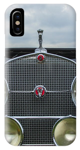 1930 Cadillac V-16 IPhone Case