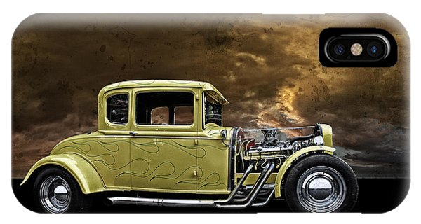 1930 Ford Coupe IPhone Case