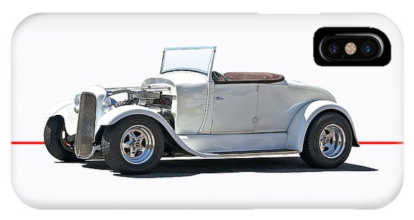 1930 Ford Model A Roadster I Phone Case by Dave Koontz