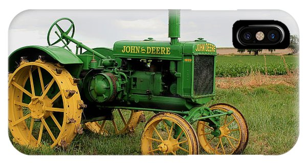 1930s John Deere IPhone Case