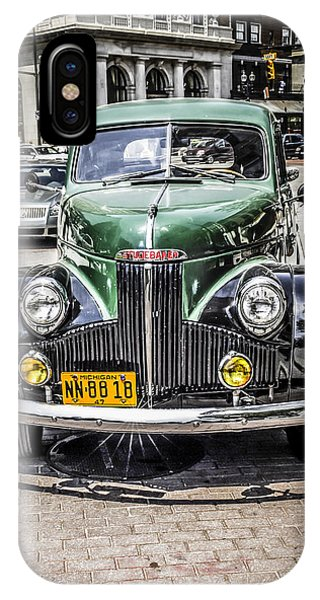 1930s Studebaker Pickup  IPhone Case