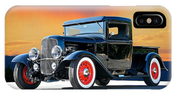 1932 Ford Pick Up II Phone Case by Dave Koontz