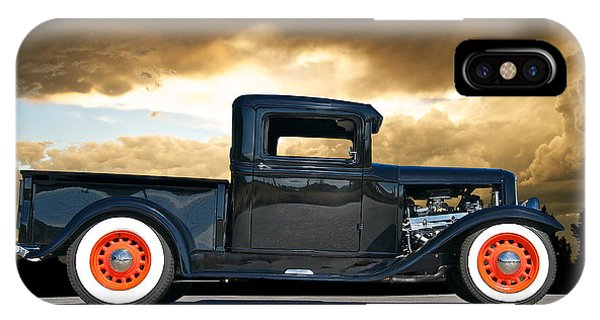 1932 Ford Pick Up Iv Phone Case by Dave Koontz