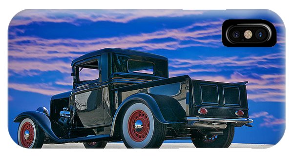 1932 Ford Pick Up V Phone Case by Dave Koontz