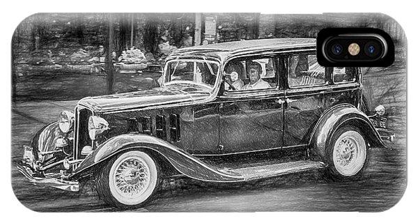 1932 Nash Sedan IPhone Case
