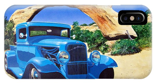 1933 Ford Pickup IPhone Case