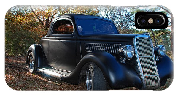 1935 Ford Coupe IPhone Case