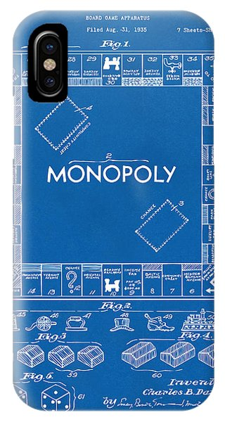Monopoly man iphone cases page 3 of 3 fine art america monopoly man iphone case 1935 monopoly game board patent artwork blueprint by nikki marie malvernweather Image collections