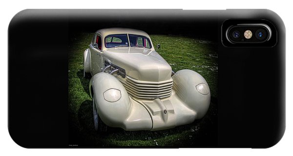 1936 Cord Automobile IPhone Case
