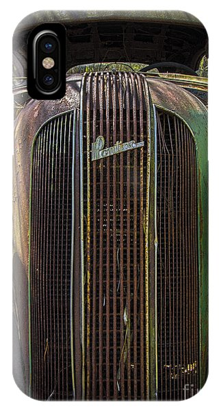 1936 Pontiac Head On IPhone Case