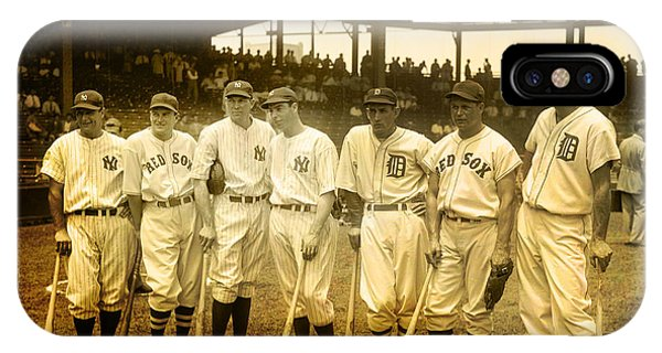 1937 All Stars IPhone Case