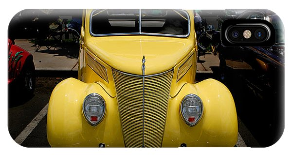 1937 Ford  IPhone Case