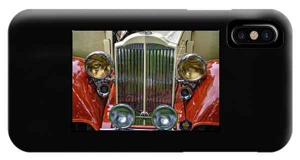 1928 Classic Packard 443 Roadster IPhone Case