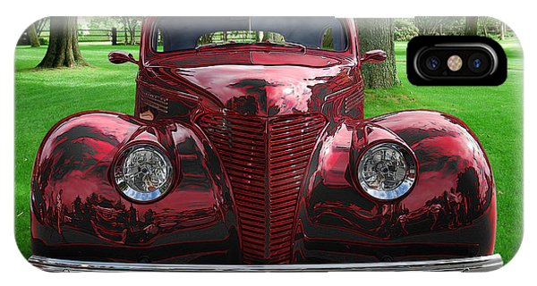 1938 Ford Coupe IPhone Case