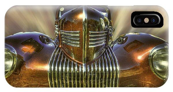 1939 Chrysler Custom Phone Case by Karl Barth