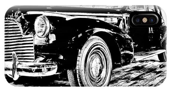 1940 Buick Century IPhone Case
