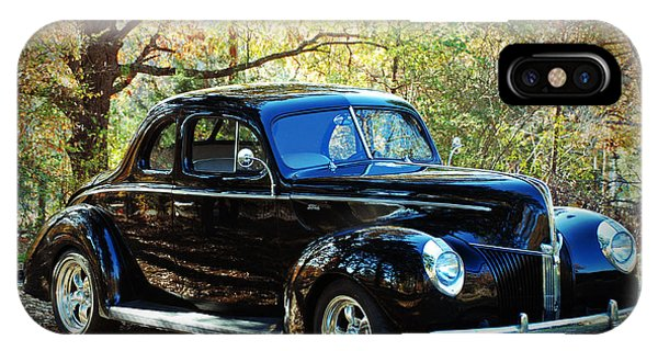 1940 Ford Coupe  IPhone Case