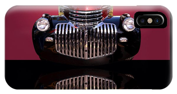 1946 Chevy Panel Truck IPhone Case