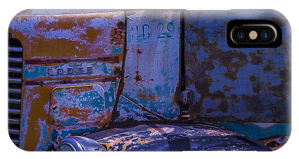 Trucking iPhone Case - 1946 Dodge Coe by Garry Gay