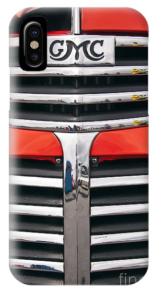 1946 Gmc Truck Grill IPhone Case