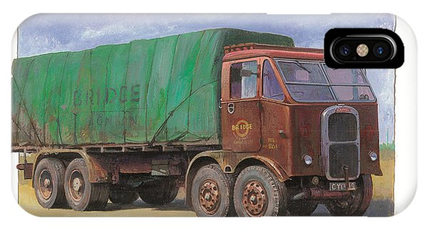 1947 Scammell R8 IPhone Case