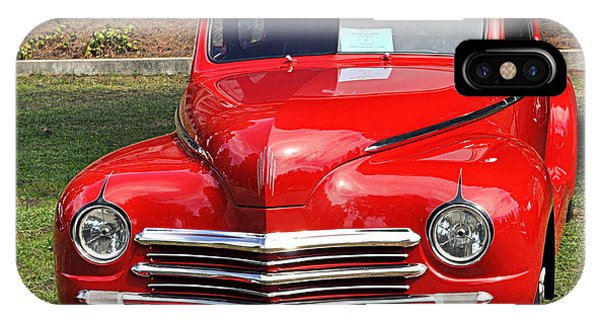 1948 Plymouth Coupe IPhone Case