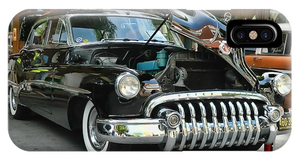 1950 Buick 2 IPhone Case