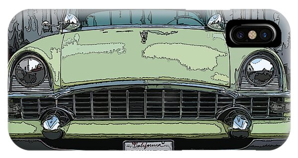 1950's Packard IPhone Case