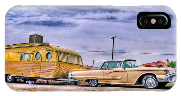 1950s Thunderbird IPhone Case