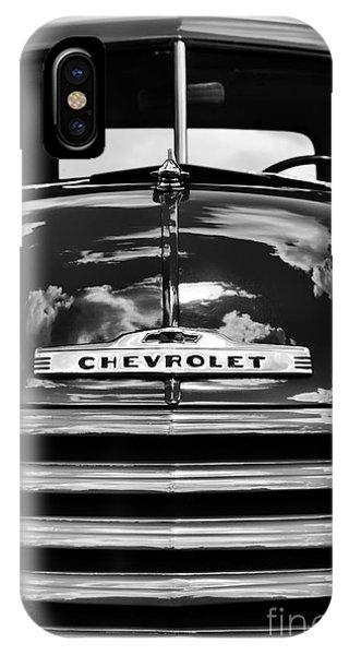 1951 Chevrolet Pickup Monochrome IPhone Case