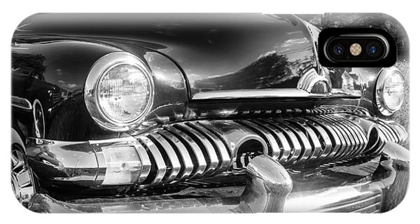 Coupe iPhone Case - 1951 Mercury Coupe - American Graffiti by Edward Fielding
