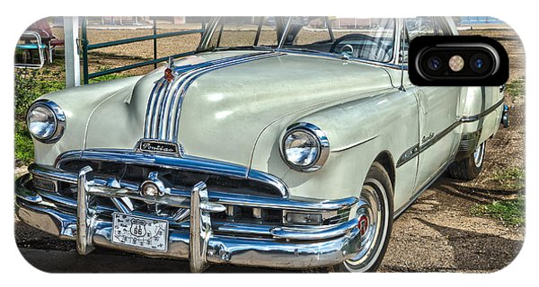 1951 Pontiac Chieftain Side View IPhone Case