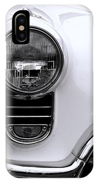 1952 Olds Headlight IPhone Case