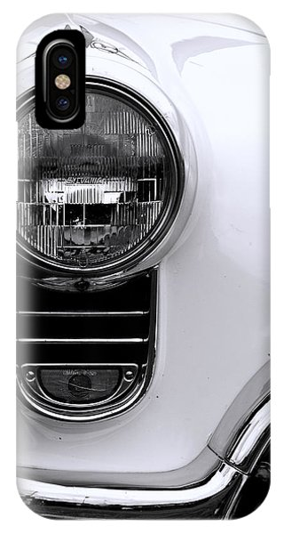 1952 Olds Headlight IPhone Case