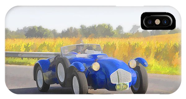 1953 Allard J2x Roadster IPhone Case