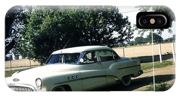 1953 Buick IPhone Case