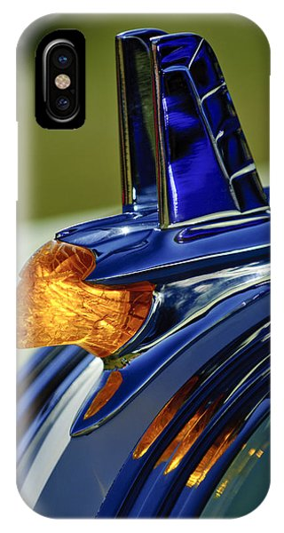 1953 Pontiac Hood Ornament 3 IPhone Case