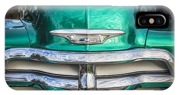 1955 Chevrolet First Series IPhone Case