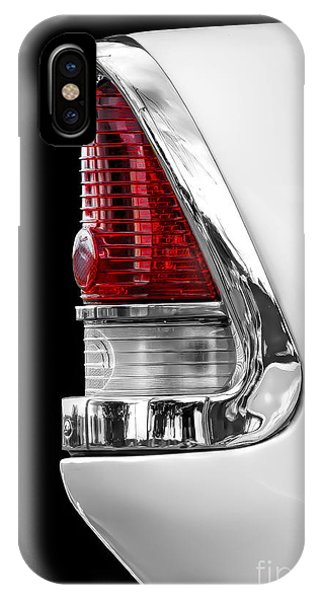 1955 Chevy Rear Light Detail IPhone Case