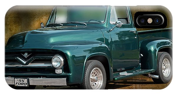 1955 Ford Truck IPhone Case