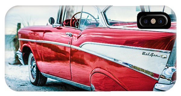 1957 Chevy Bel Air IPhone Case