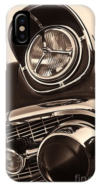 1957 Chevy Details IPhone Case