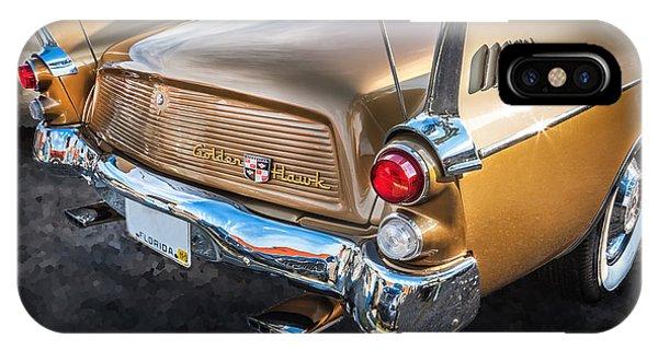 1957 Studebaker Golden Hawk   IPhone Case